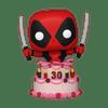 POP! Marvel ~ Deadpool ~ Deadpool In Cake #776