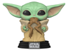 POP! Star Wars ~ The Mandalorian ~ The Child with Frog #379