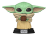 POP! Star Wars ~ The Mandalorian ~ The Child with Cup #378
