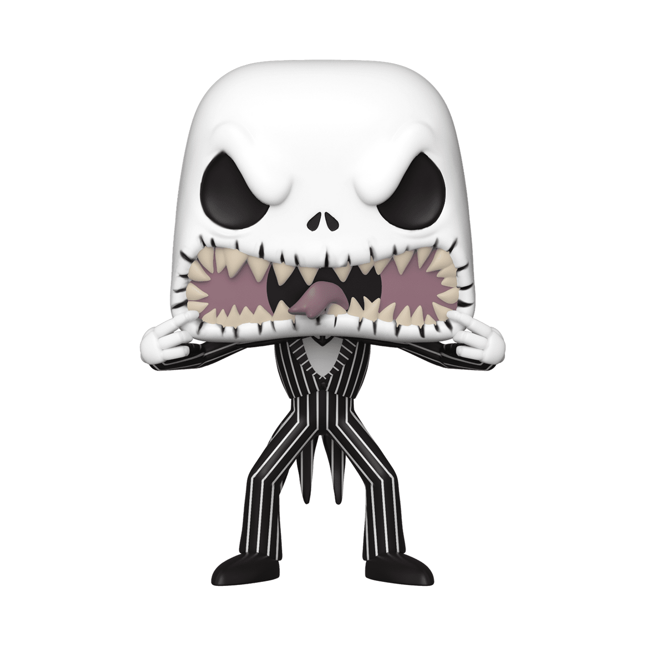 POP! Disney ~ The Nightmare Before Christmas ~ Jack (Scary Face) #808