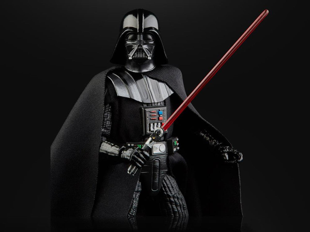 """Star Wars The Empire Strikes Back ~ The Black Series ~  Darth Vader  6"""" Action Figure"""