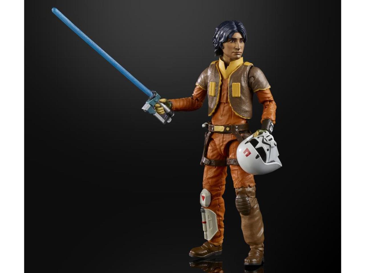 "Star Wars Rebels ~ The Black Series ~  Ezra Bridger  6"" Action Figure"