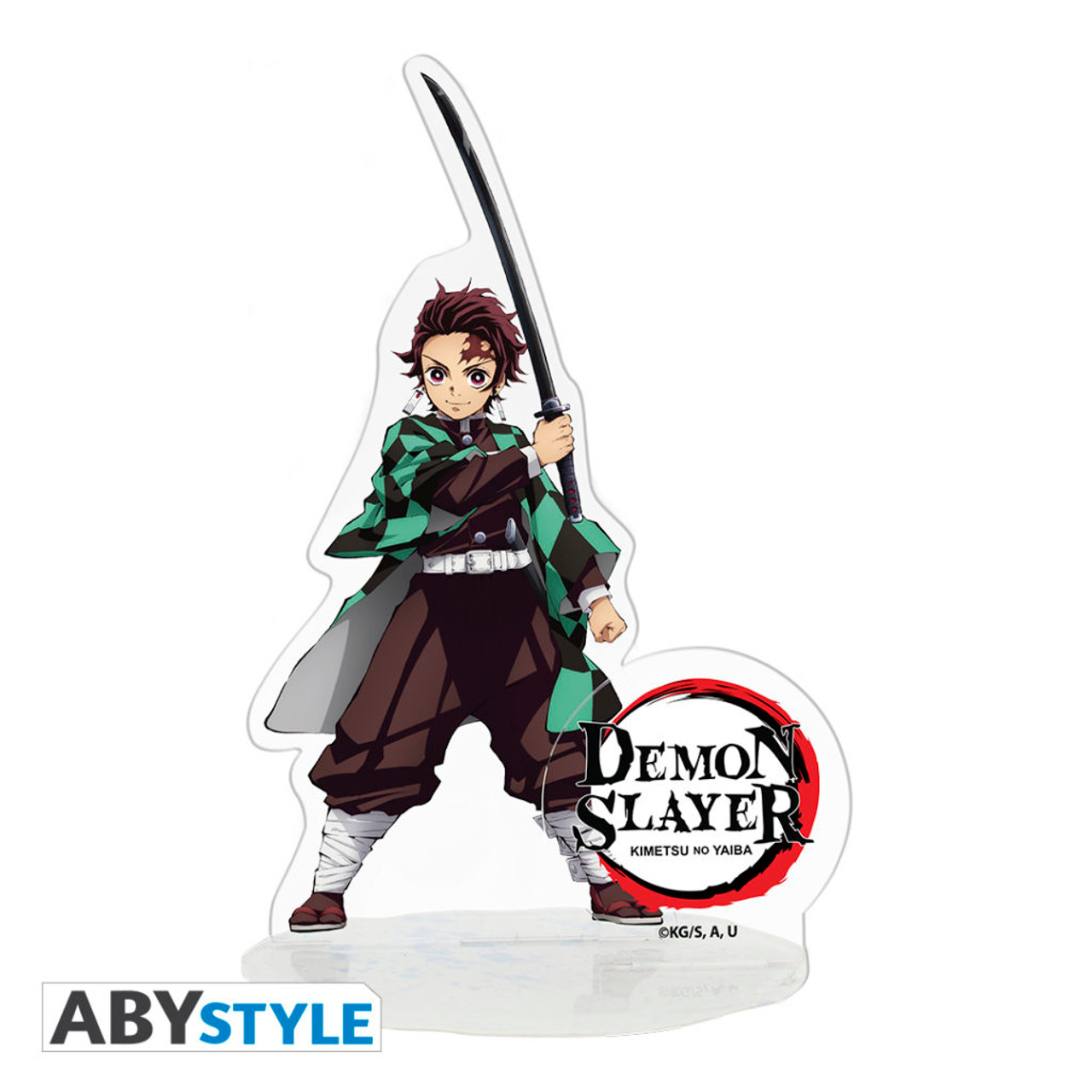 Demon Slayer ~ Tanjiro Kamado Acrylic Figure
