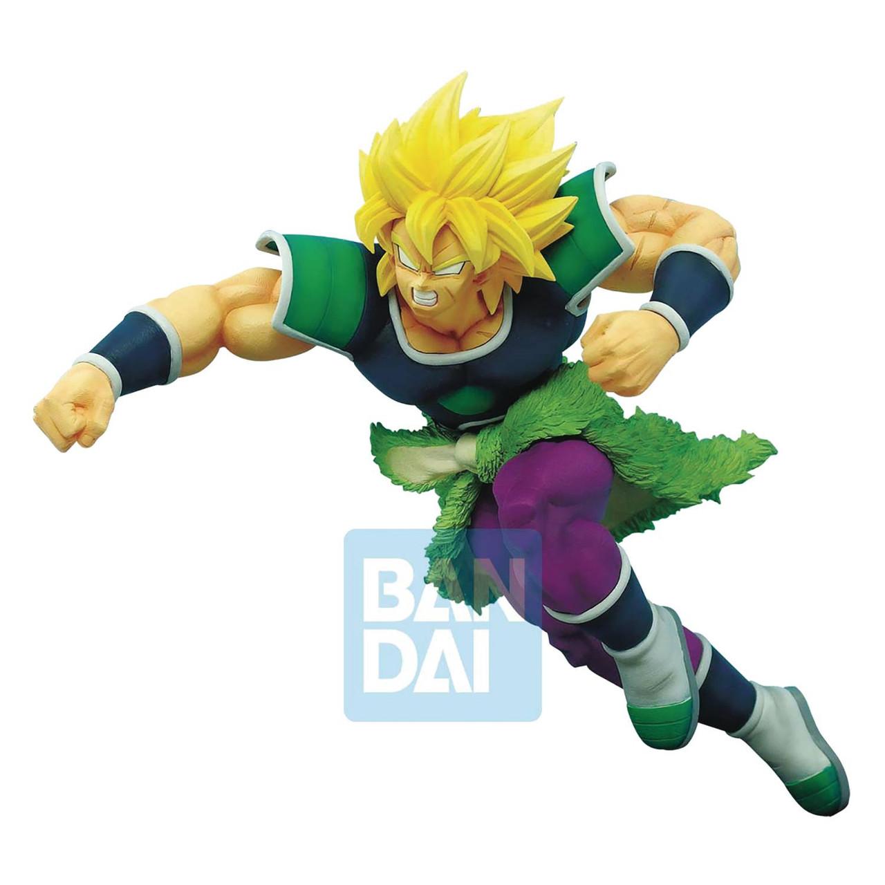 Dragon Ball Super Z Battle Figure -  Super Saiyan Broly