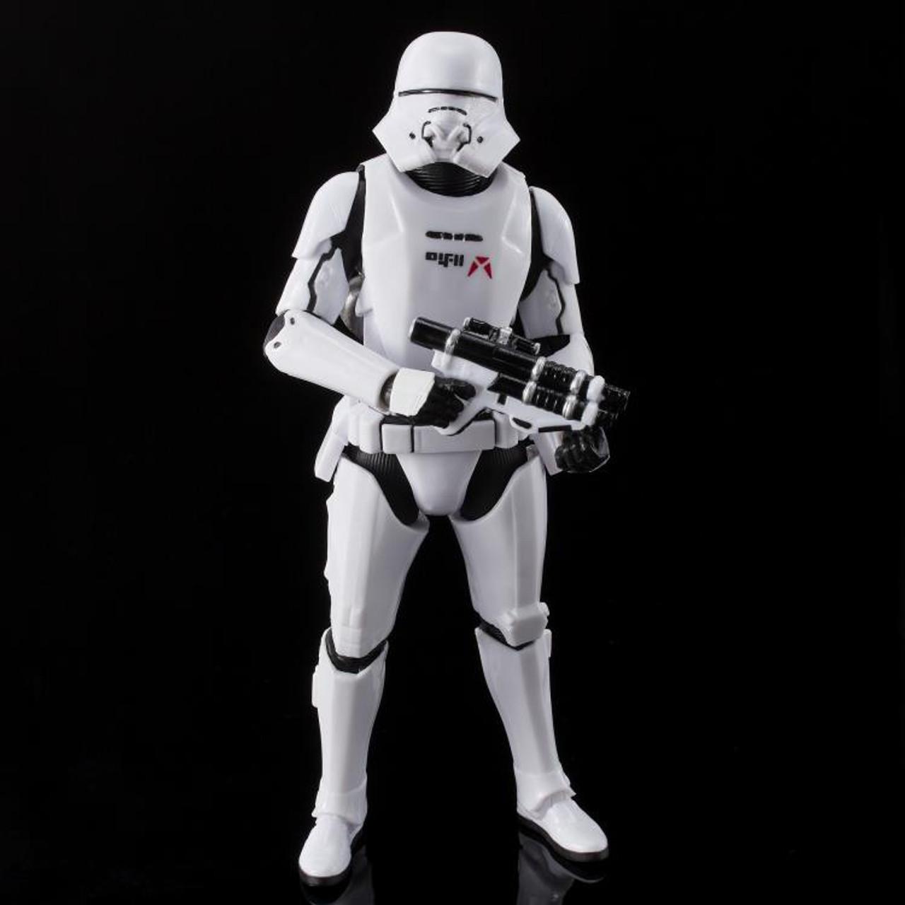 "Star Wars ~ The Black Series ~ First Order Jet Trooper 6"" Action Figure"