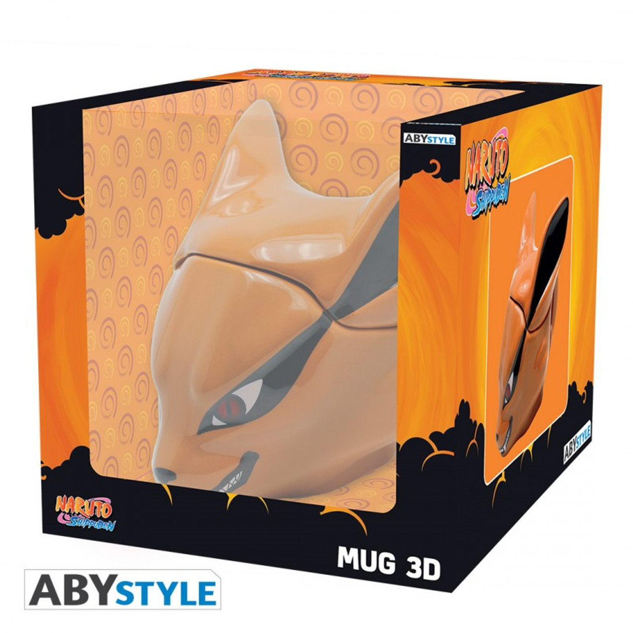 Naruto Shippuden ~ 3D Kyubi Mug
