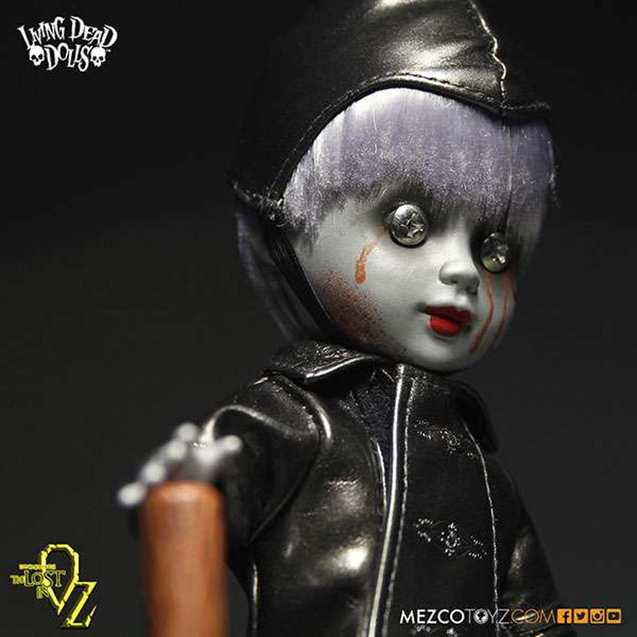 Living Dead Dolls ~ Lost In OZ ~ Bride Of Valentine as The Tin Man