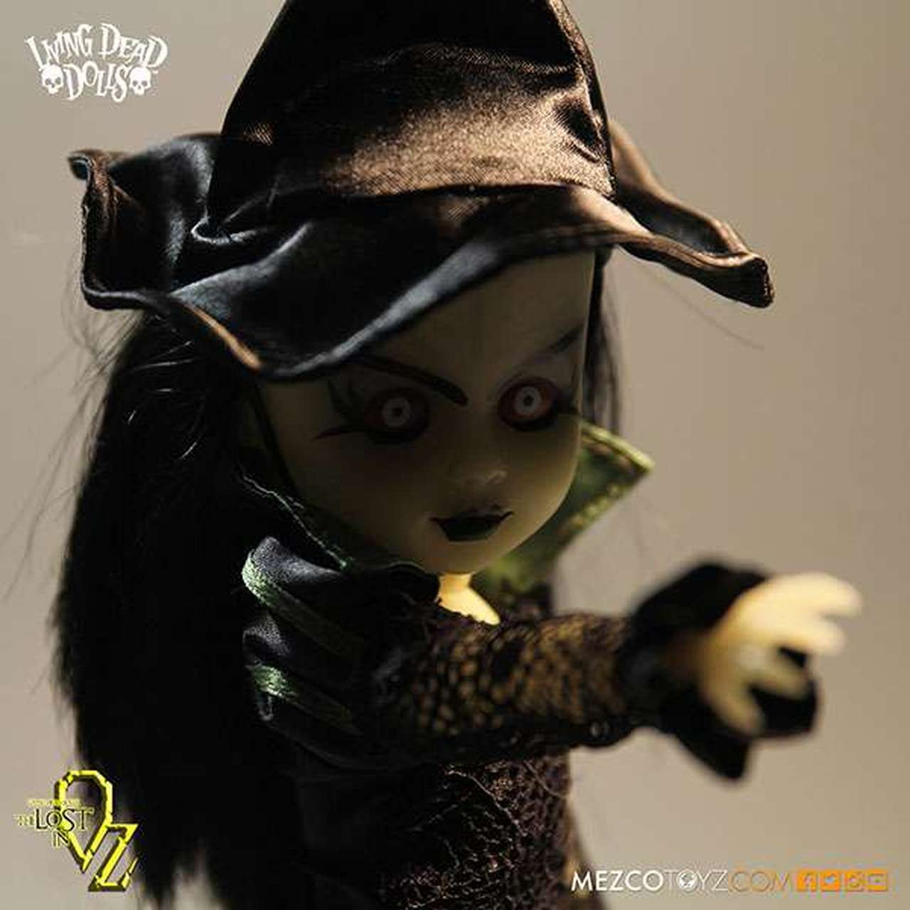 Living Dead Dolls ~ Lost In OZ ~ Walpurgis as The Witch