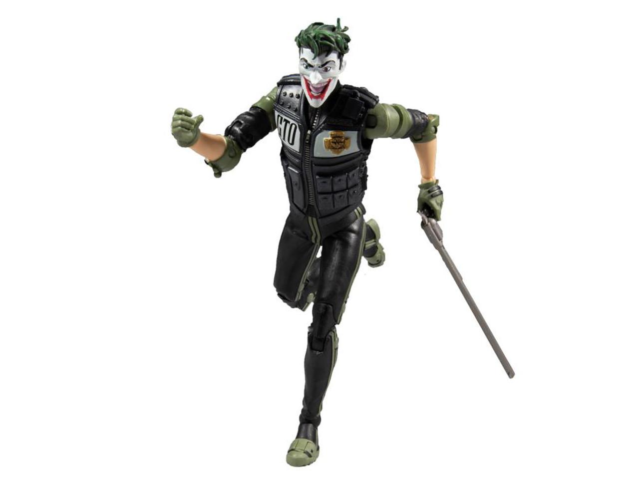 DC Multiverse Batman: The White Knight ~ The Joker (Jack Napier) Action Figure