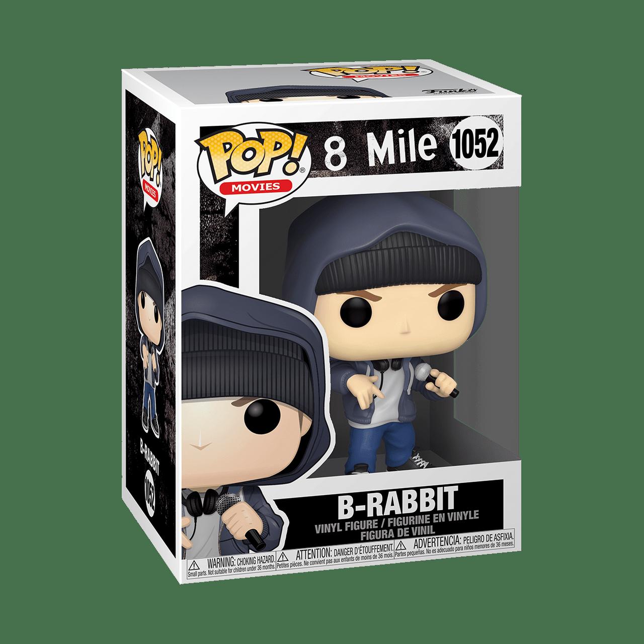 POP! Movies ~ 8 Mile ~ B-Rabbit #1052