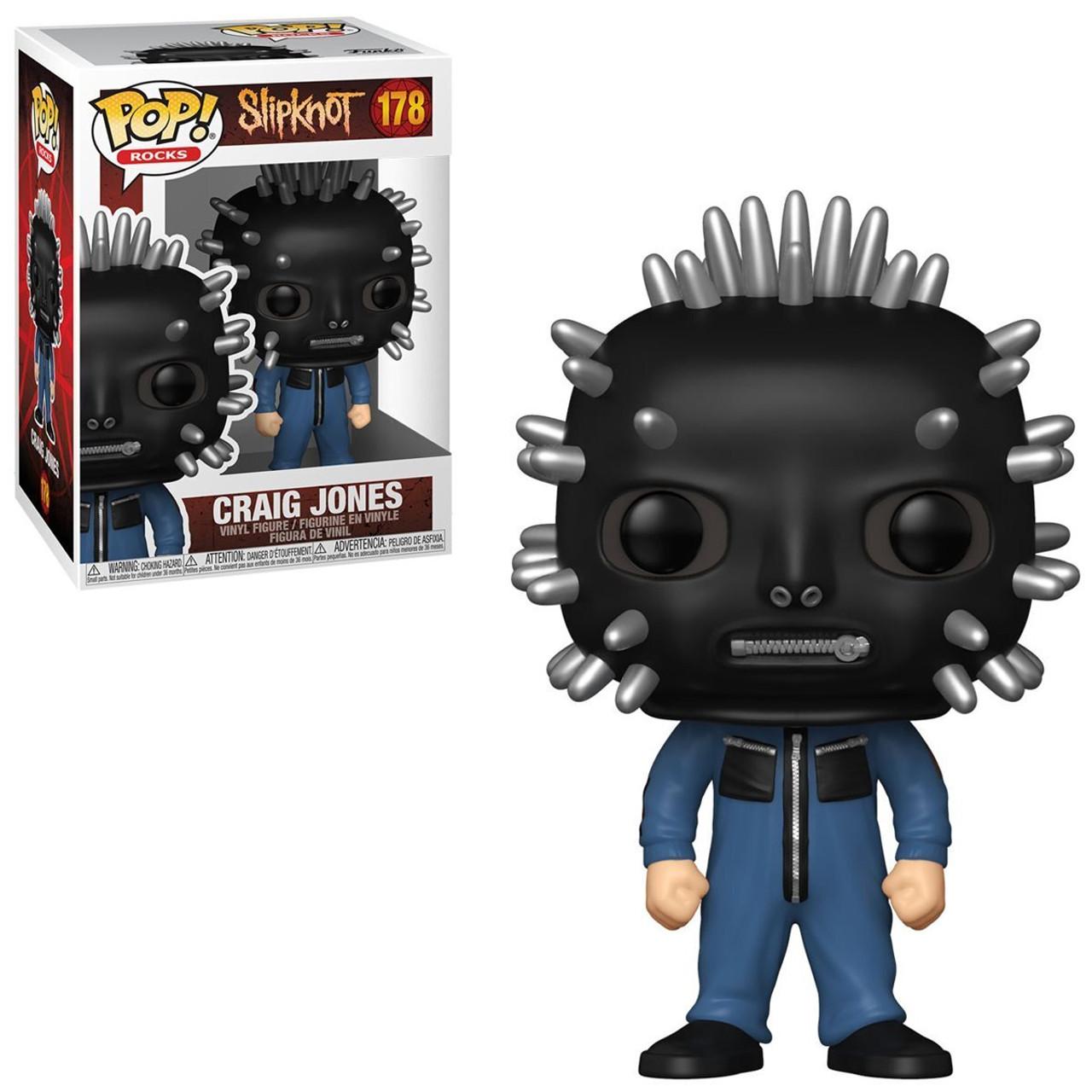POP! Rocks ~ Slipknot ~ Craig Jones #178