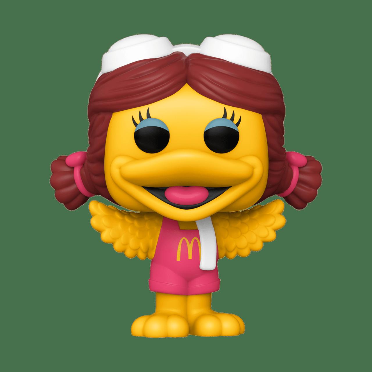 POP! Ad Icons ~ McDonald's ~ Birdie The Early Bird #110
