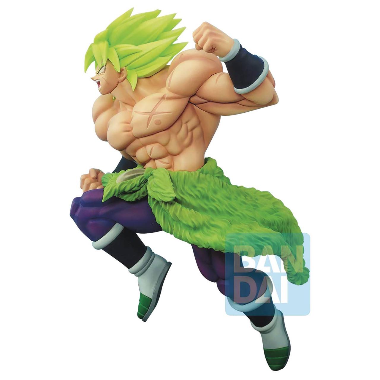 Dragon Ball Super ~  SS Broly Fullpower Z-Battle Figure