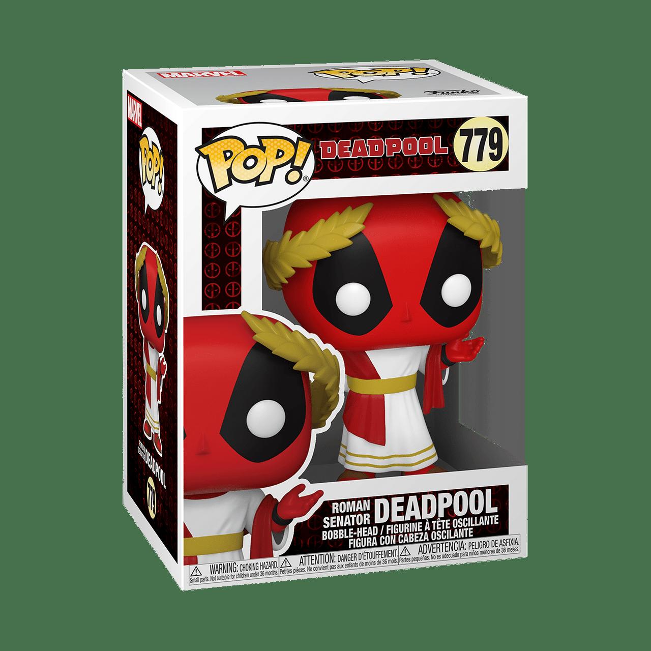 POP! Marvel ~ Deadpool ~ Roman Senator Deadpool #779