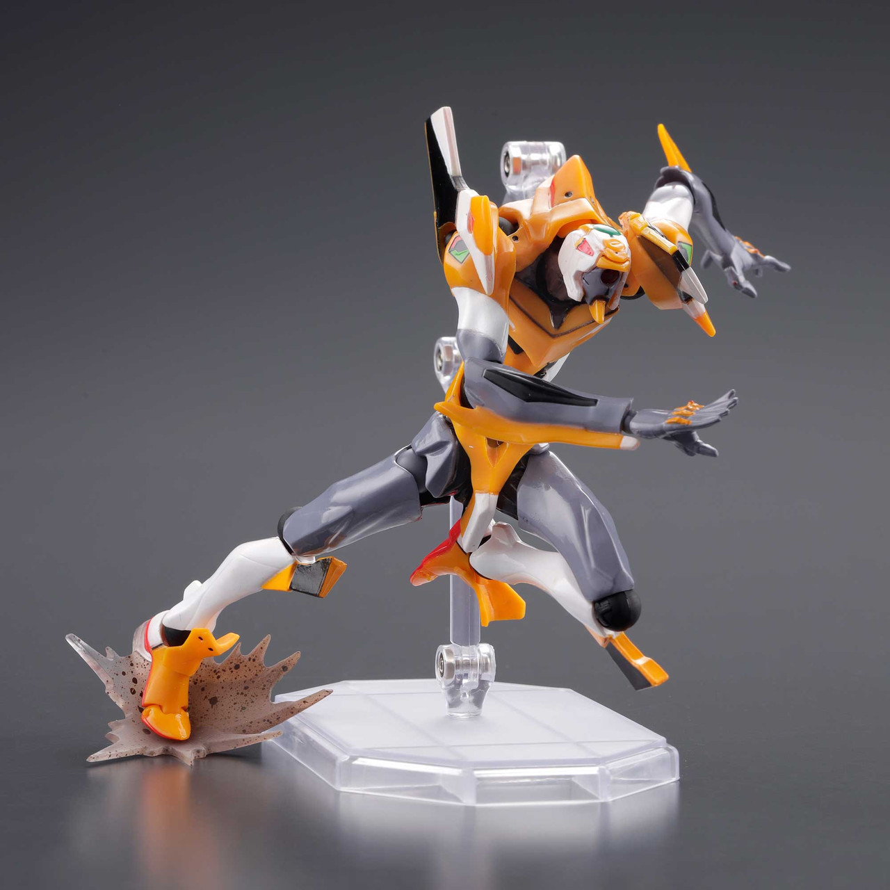 Evangelion Evolution ~ Prototype-00 Action Figure