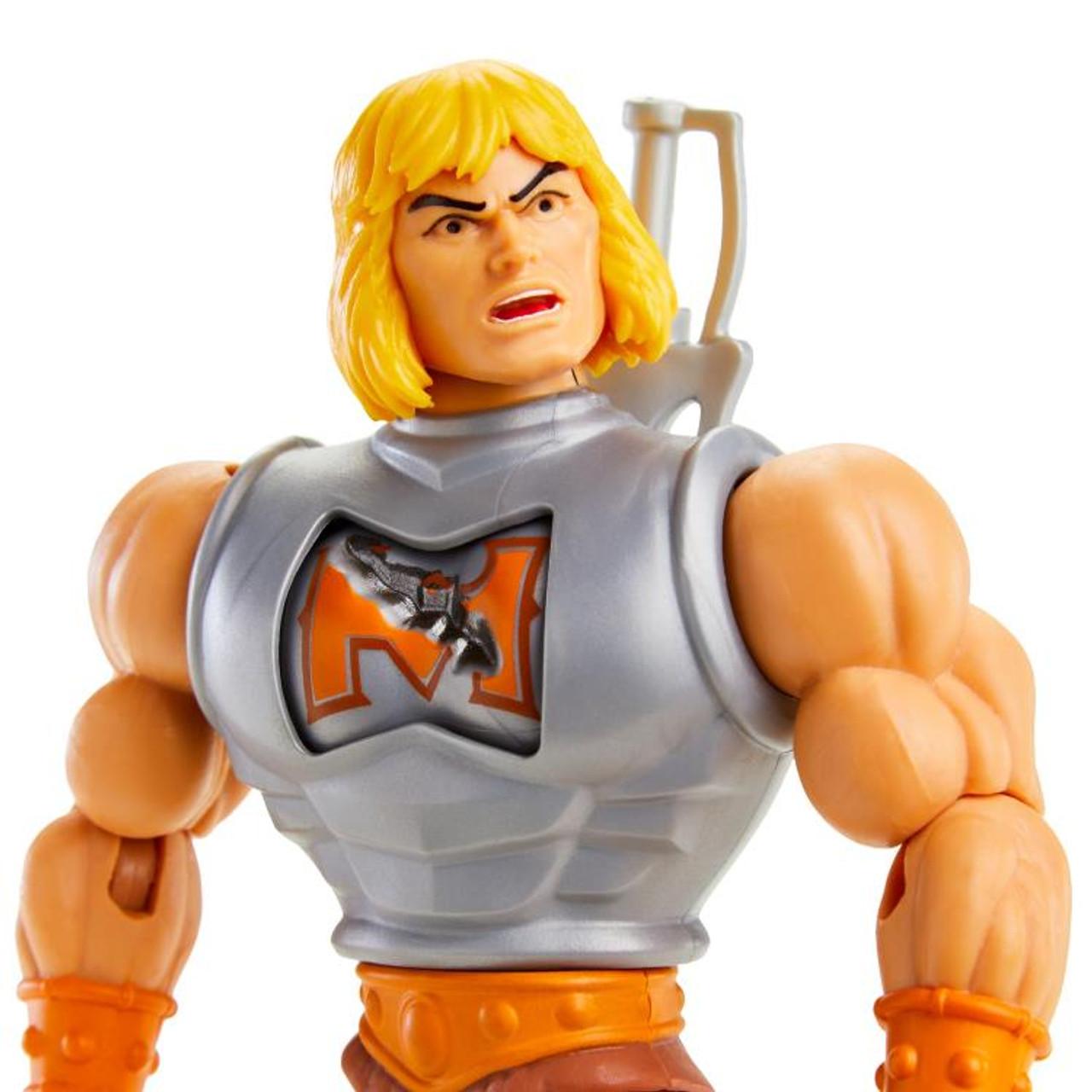 Masters Of The Universe Origins ~ Battle Armor He-Man Action Figure