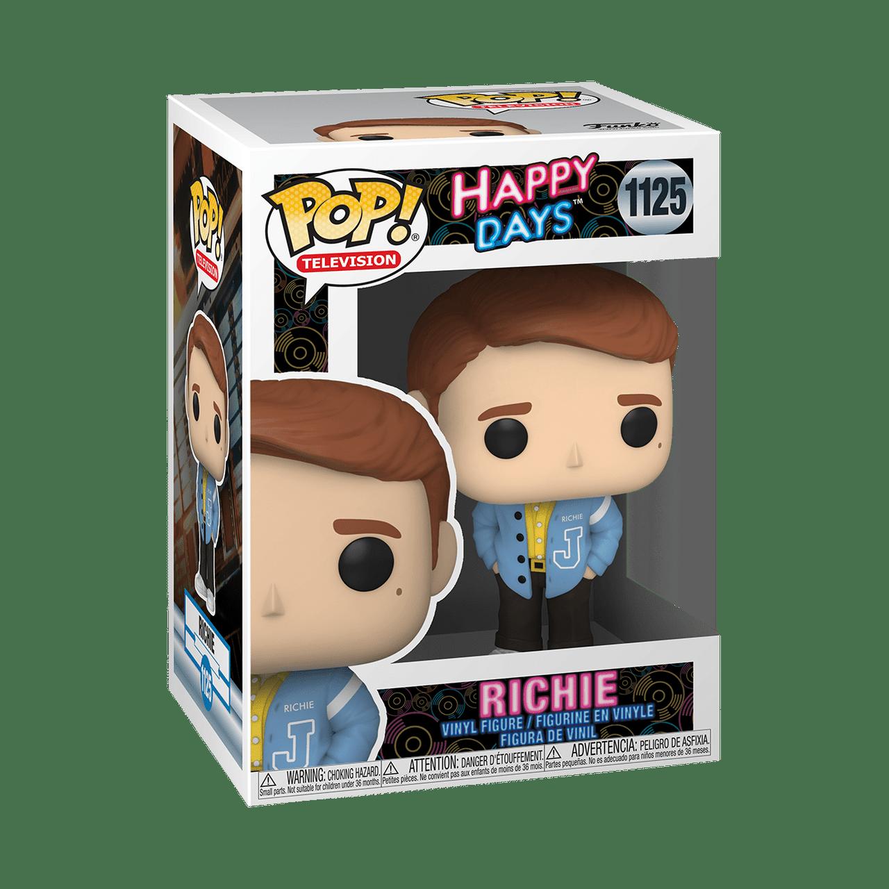 POP! Television ~ Happy Days ~ Richie #1125