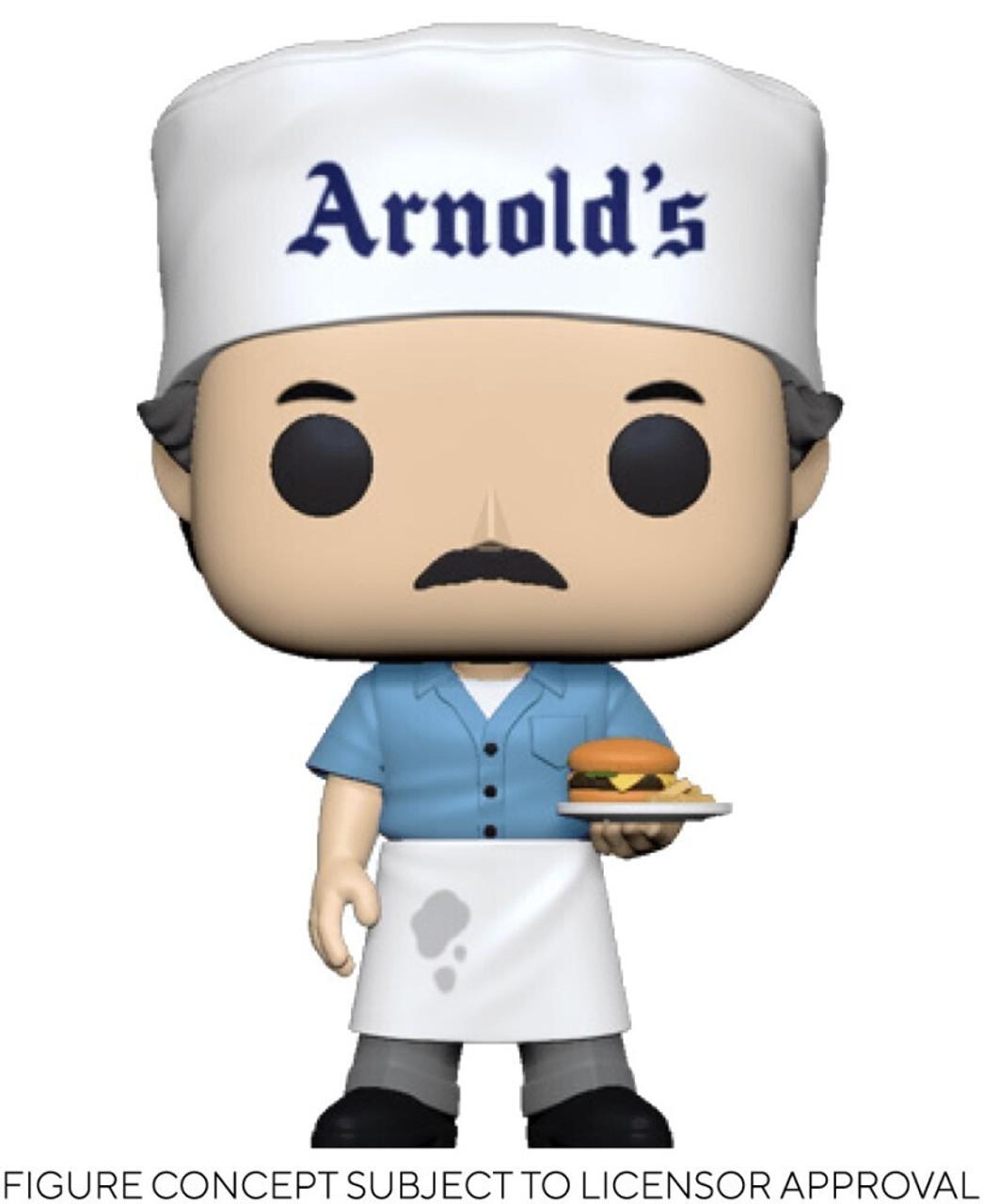 POP! Television ~ Happy Days ~ Arnold #1126