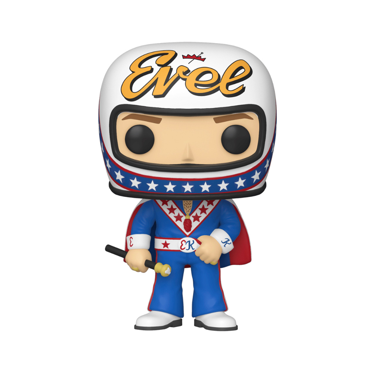 POP! Icons ~ Evel Knievel #62 Chase