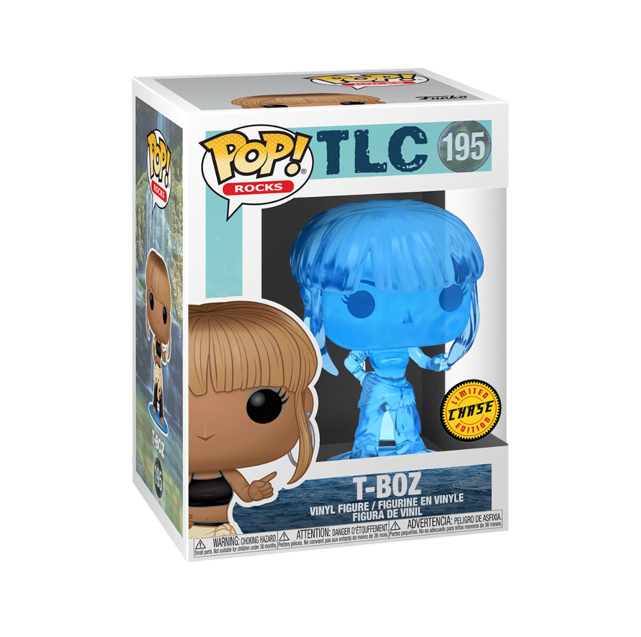 POP! Rocks ~ TLC ~ T-Boz #195 Chase