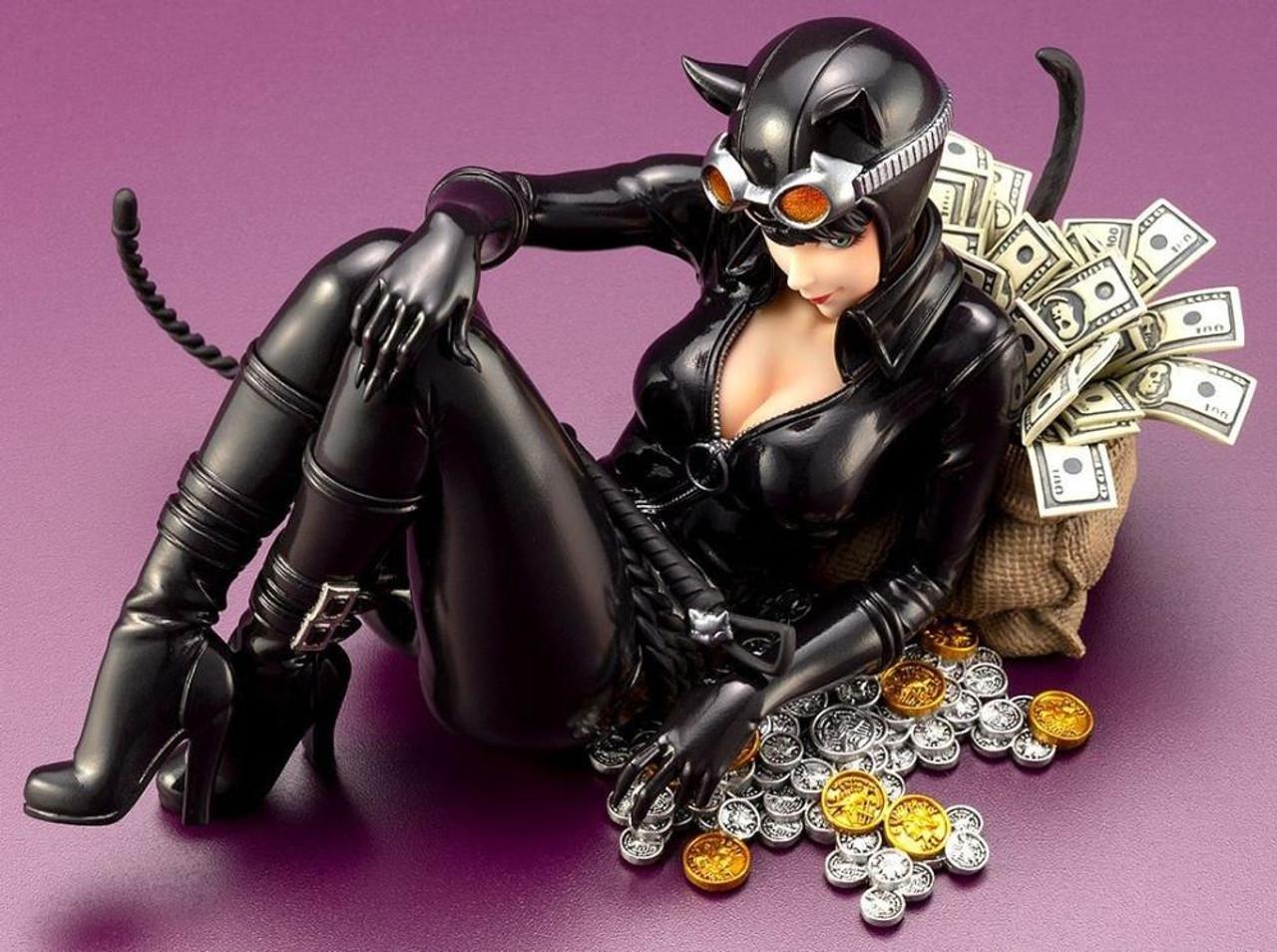 DC Comics - Catwoman Returns Bishoujo Statue