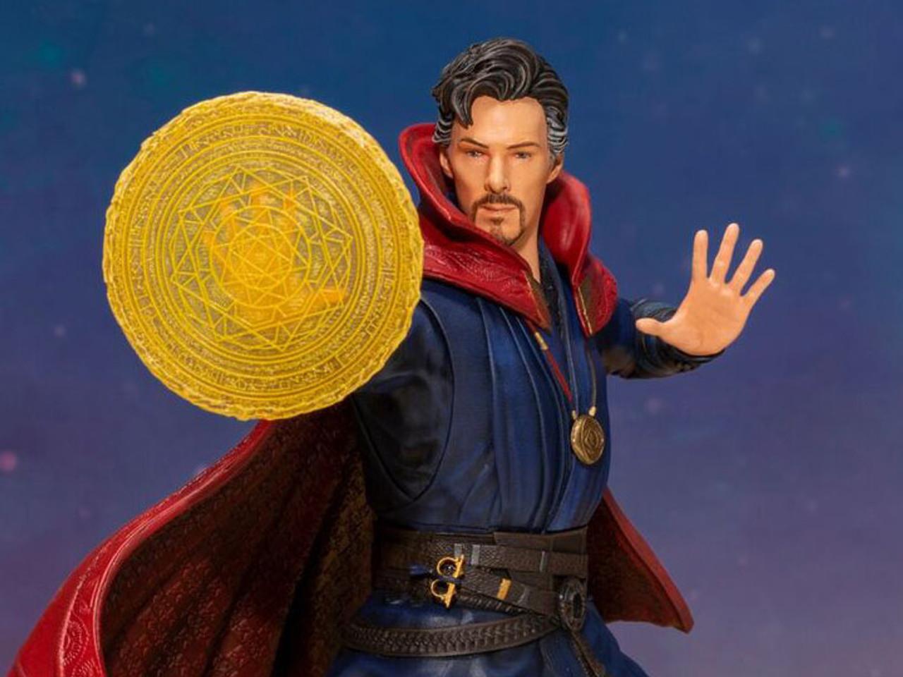 Marvel ~ Infinity War ~ Doctor Strange ARTFX+ Statue