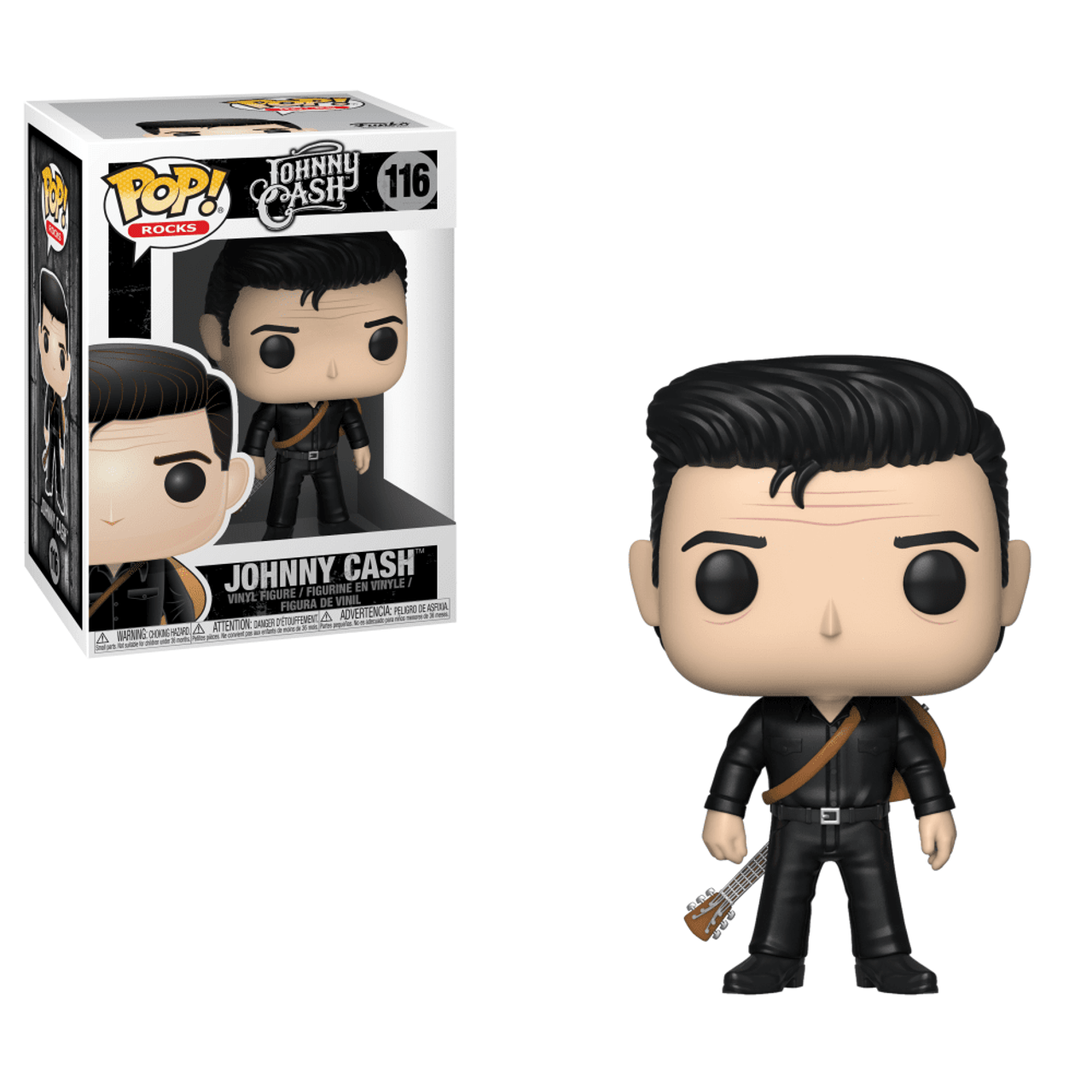 POP! Rocks ~ Johnny Cash #116