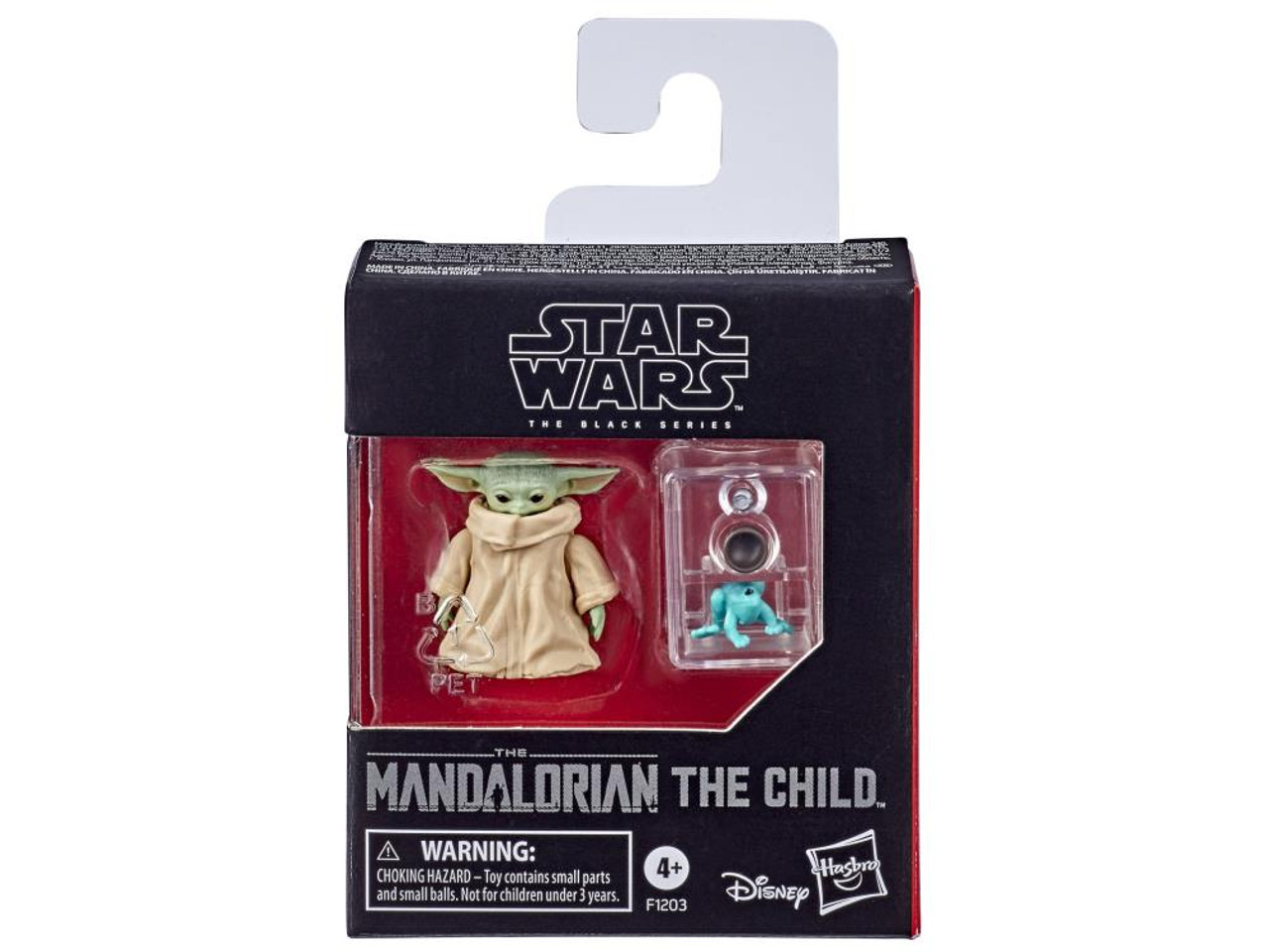 Star Wars ~ The Black Series ~ The Mandalorian ~ The Child Action Figure