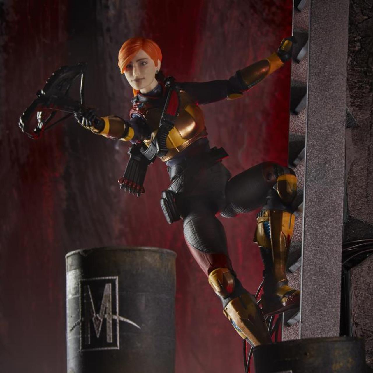 G.I. Joe ~ Classified Series  ~ 6-Inch Scarlett Action Figure