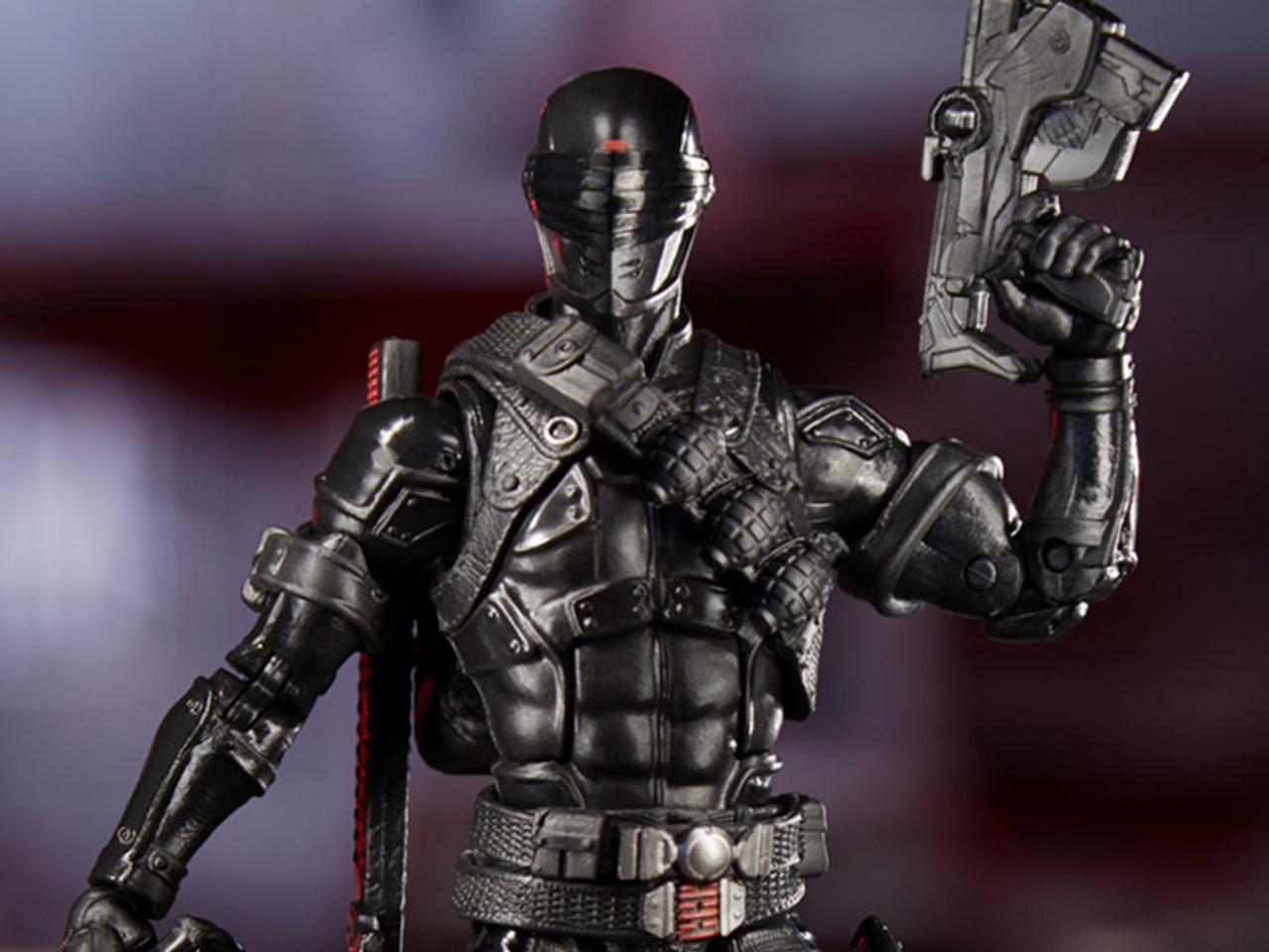 G.I. Joe ~ Classified Series  ~ 6-Inch Snake Eyes Action Figure