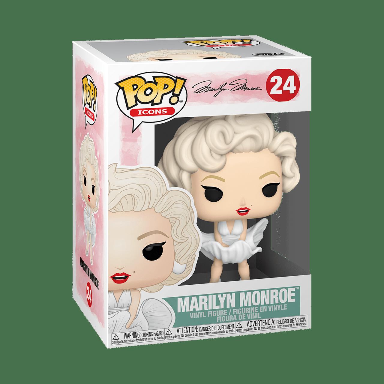 POP! Icons ~ Marilyn Monroe #24