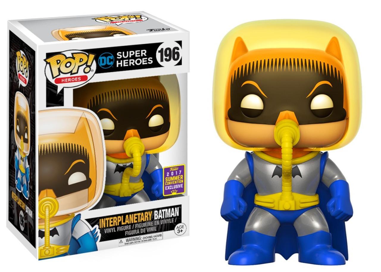 POP! Heroes ~ Interplanetary Batman #196