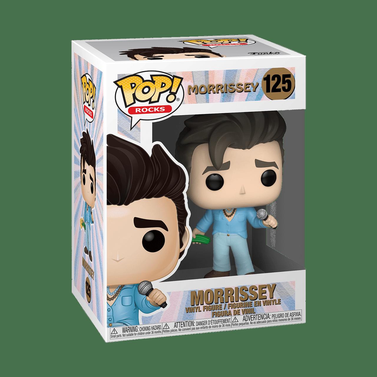 POP! Rocks ~ Morrissey #125