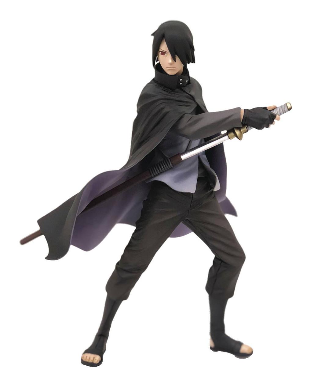 Boruto: Naruto Next Generations ~ Sasuke Statue