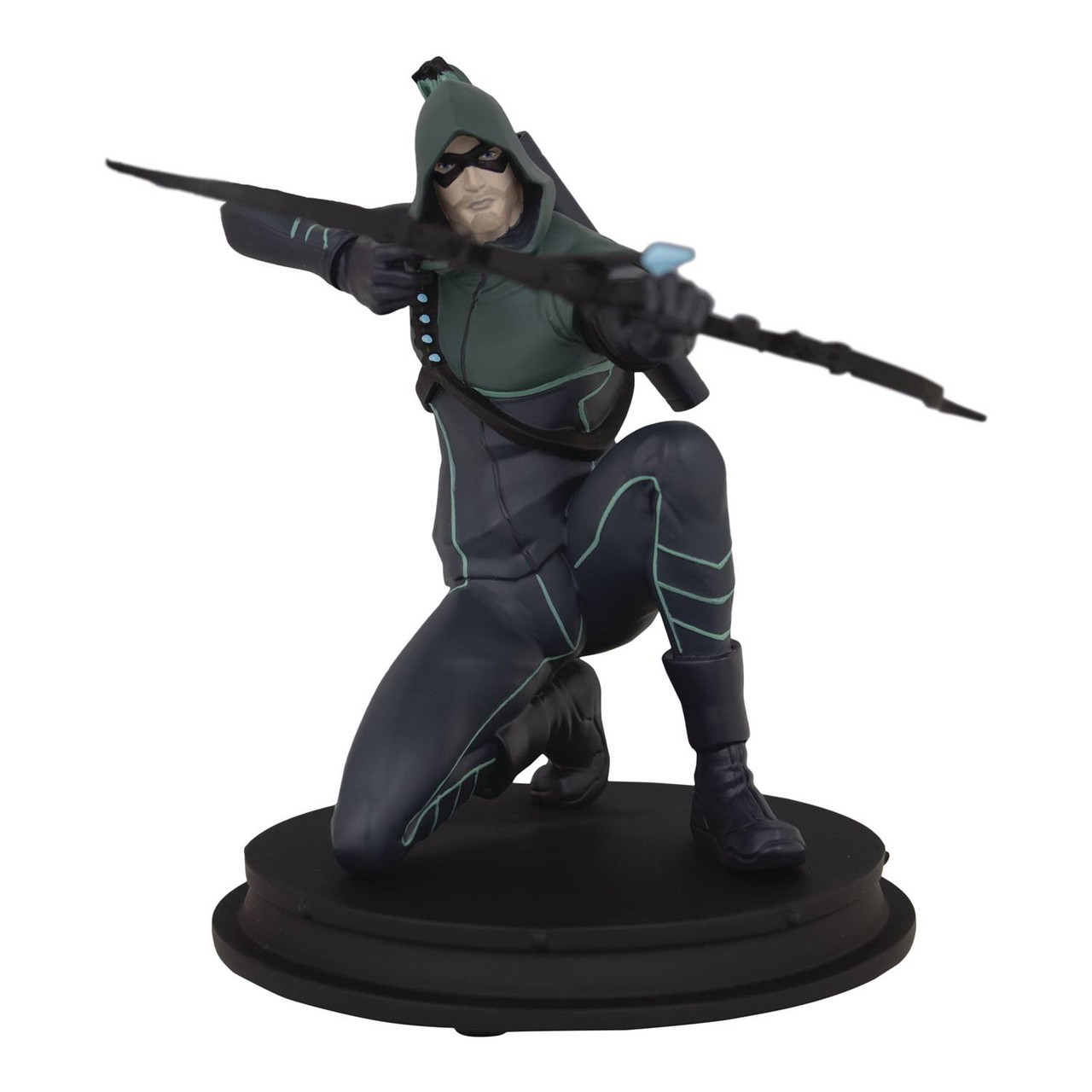 DC Arrow The Television Series ~ Arrow Animated Statue