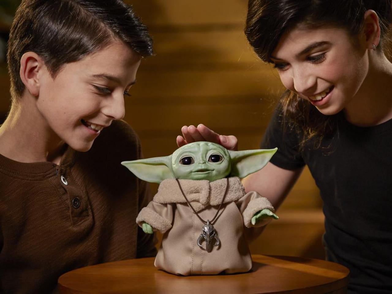 Star Wars ~ The Mandalorian ~ The Child Animatronic Edition
