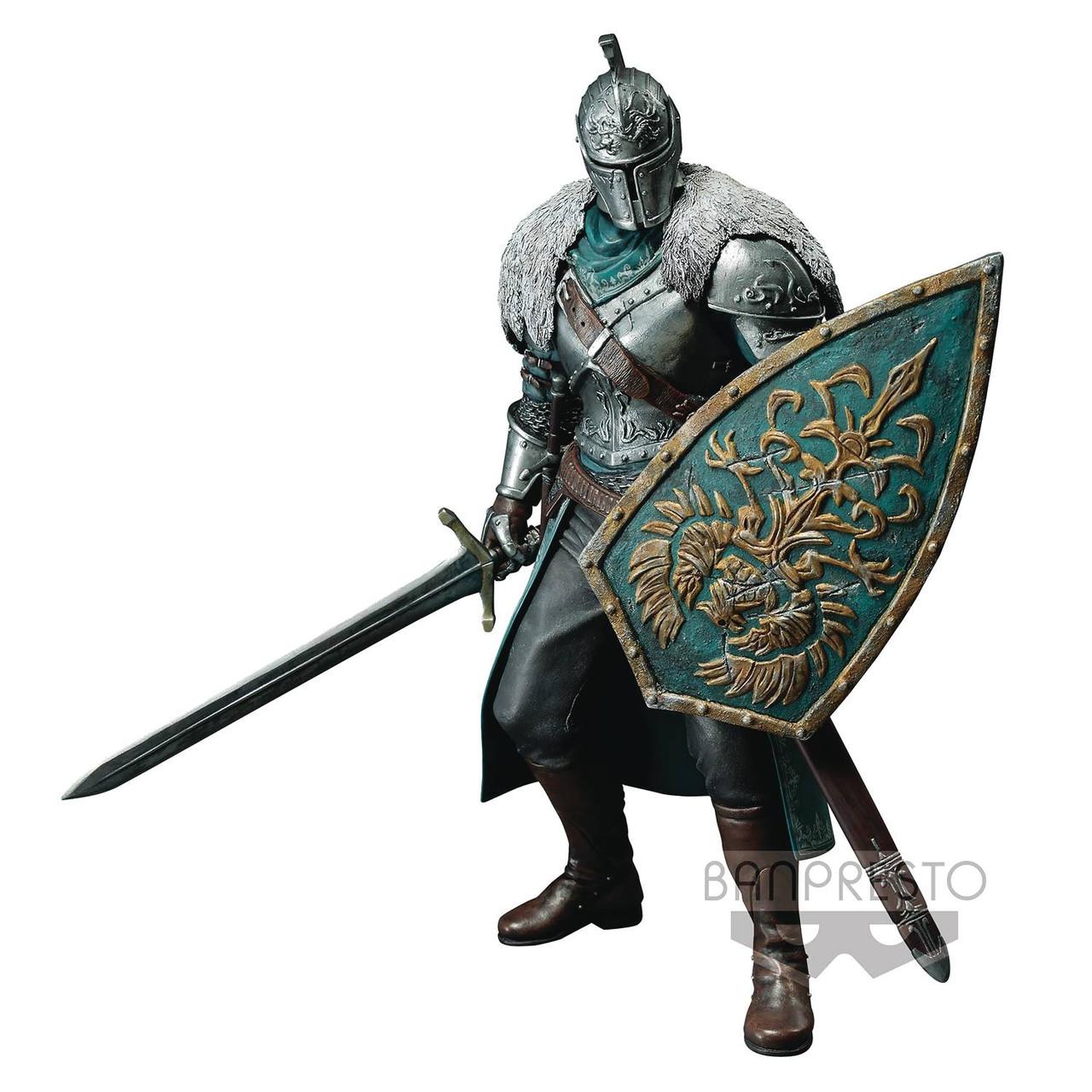 Dark Souls II ~ DXF Dark Souls Sculpt Collection Vol. 1 ~ Faraam Knight Statue
