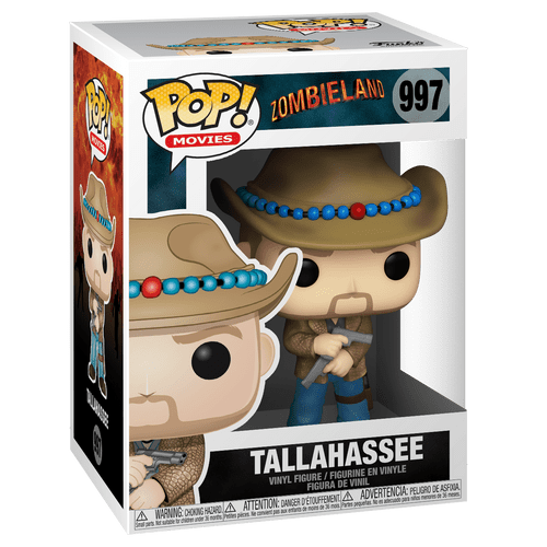 POP! Movies ~ Zombieland ~ Tallahassee #997