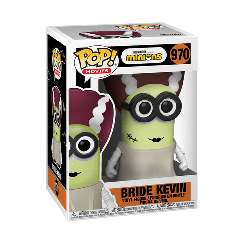 POP! Movies ~ Minions Halloween ~ Bride Kevin #970