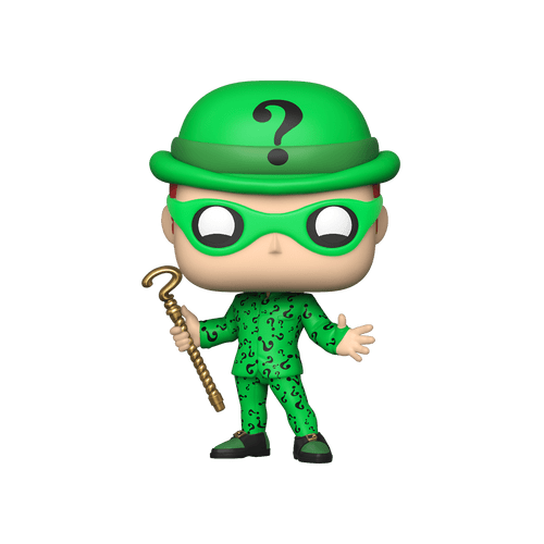 POP! Heroes ~  Batman Forever ~ The Riddler #340