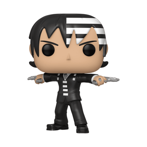 POP! Animation ~ Soul Eater ~ Death The Kid #781