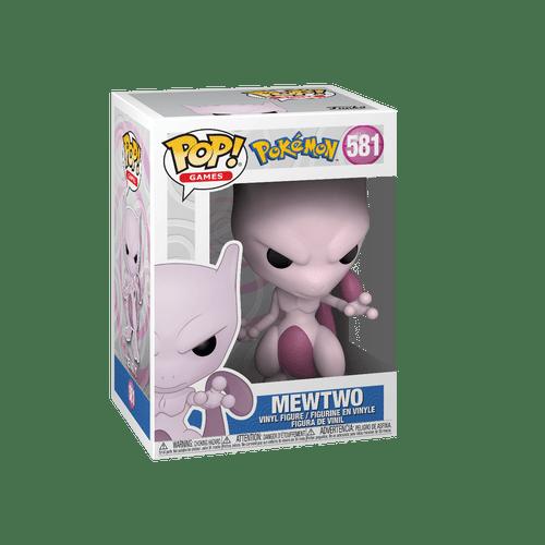 POP! Games ~ Pokemon ~ Mewtwo #581
