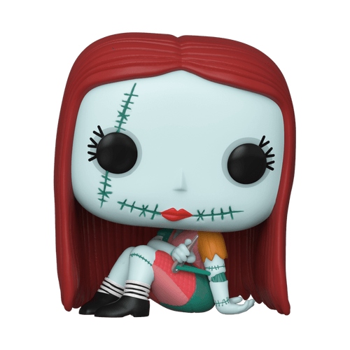 POP! Disney ~ The Nightmare Before Christmas ~ Sally Sewing #806