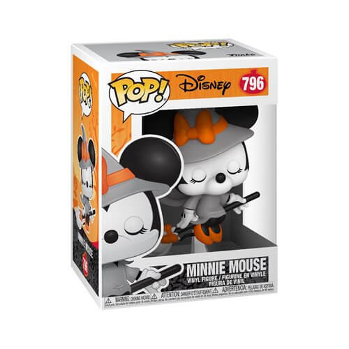 POP! Disney ~ Halloween ~ Witchy Minnie #796