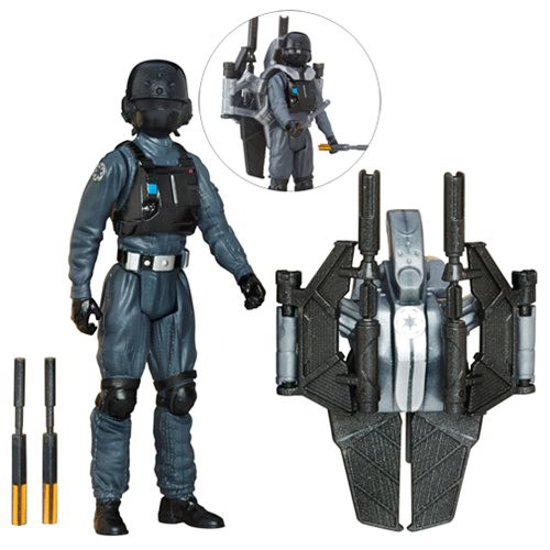 """Star Wars ~ Rogue One ~ Imperial Ground Crew 3 3/4"""" Action Figure"""