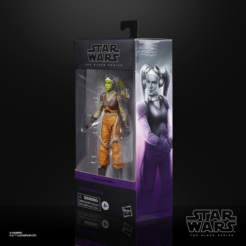 "Star Wars Rebels ~ The Black Series ~ Hera Syndulla 6"" Action Figure"