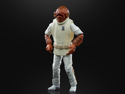"Star Wars Return Of The Jedi ~ The Black Series ~ Admiral Ackbar 6"" Action Figure"