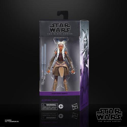 "Star Wars Rebels ~ The Black Series ~ Ahsoka Tano 6"" Action Figure"