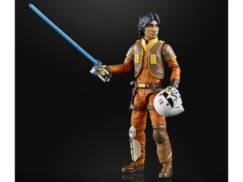 "Star Wars Rebels ~ The Black Series ~  Ezra Bridger  6"" Action Figure"