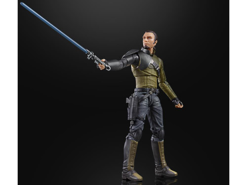 "Star Wars The Rebels ~ The Black Series ~ Kanan Jarrus  6"" Action Figure"
